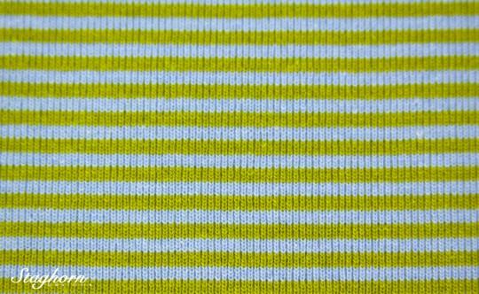 Bündchen Streifen hellgrün hellblau Ringelbündchen
