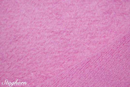 Wellness Fleece uni rosa pink