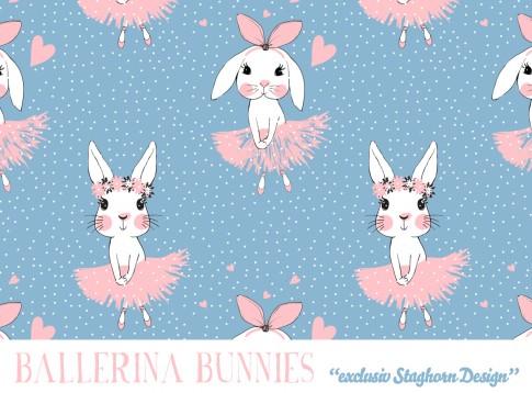*Ballerina Bunnies* Ballerina Bunnies Bio Jersey