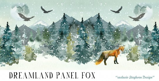 *Fox Dreamland Panel* Bio Sweat