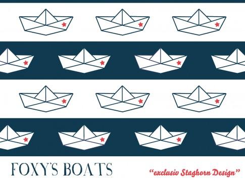 Foxy's Boats Bio-Jersey