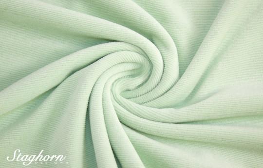 Hochwertiger Cord Jersey mint *brandneu* - elastisch - Oeketex