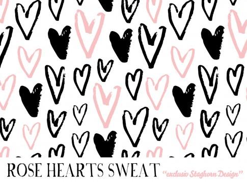 *Follow your heart* Hearts Bio Sweat