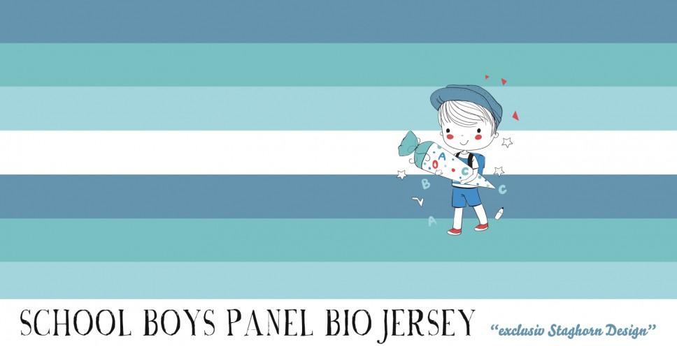 7cce4820ffd96 VORBESTELLUNG  School Boys Panel  Bio Jersey  School Boys Serie ...