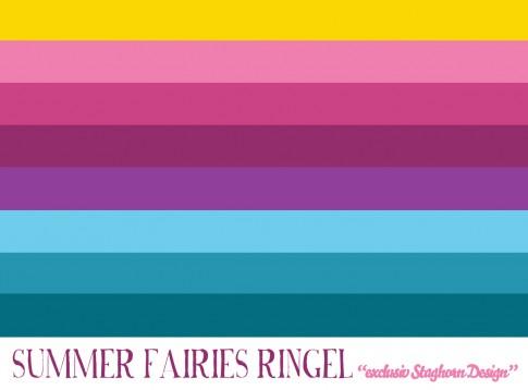 Ringel Jersey beere Summer Fairies