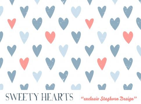*Sweety Hearts* Bio Jersey
