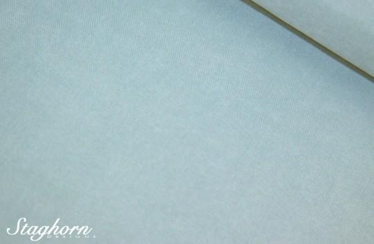 *Badehosen Stoff* rauchiges aqua *Capri* - weicher Mikrofaser Stoff