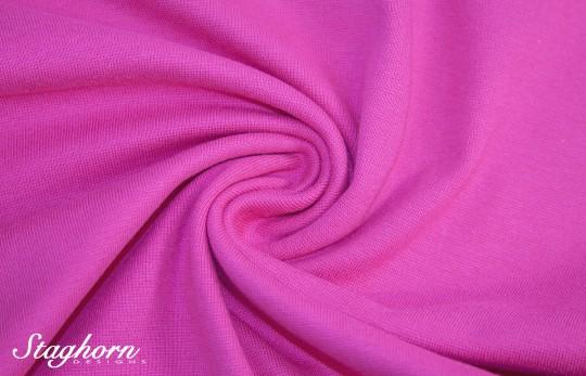 *Brandneu* uni pink Feinstrick Bündchen 70cm breit *Top Preis*
