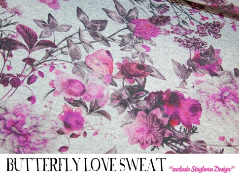 Butterfly Love Sweat *beere*