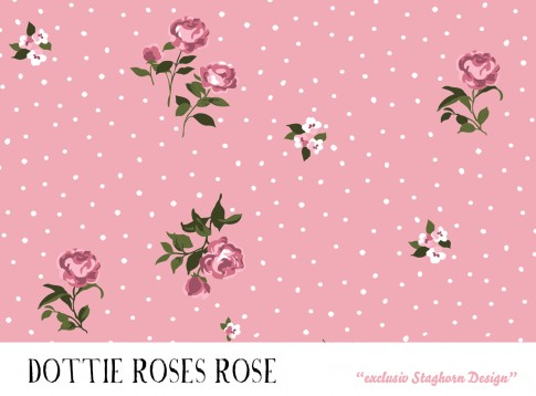 *Dottie Roses Rose* Bio Sweat *Best time of the year Serie*