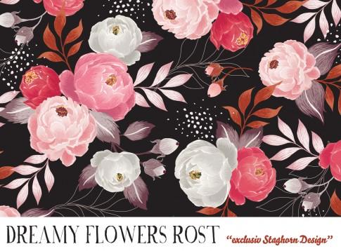 *Dreamy Flowers Rost* Bio Sweat *Dreamy Flowers Serie*