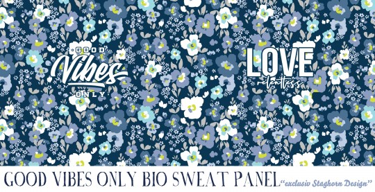 *Good Vibes Only* Panel Bio Sweat *Good Vibes Only*