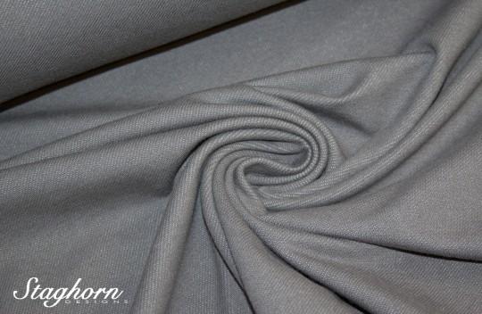 Hochwertiger Jeans Jersey grau *neu* - elastisch - Oeketex