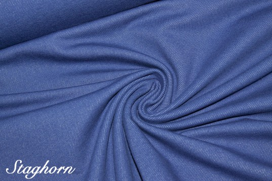 Hochwertiger Jeans Jersey Indigo *neu* - elastisch - Oeketex
