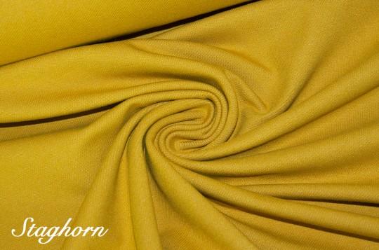 Hochwertiger Jeans Jersey Senf *neu* - elastisch - Oeketex
