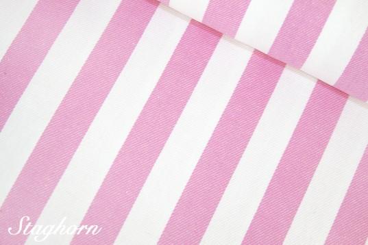 Super Sonderpreis Jeans Streifen *rosa* 2cm