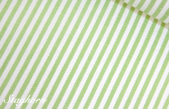 Super Sonderpreis Jeans Streifen schmal *hellgrün* 0,3cm