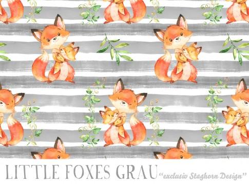 Little Foxes grau