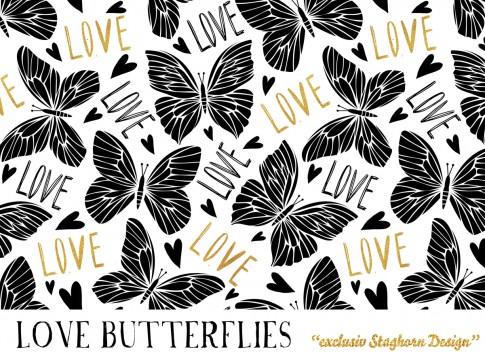 Love Butterflies Bio Sweat