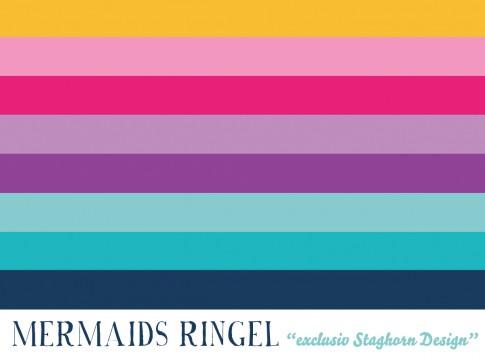 Mermaids Ringel Jersey navy