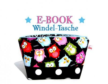 Nähanleitung Windeltasche - E-Book
