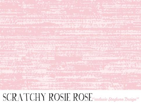 *Scratchy Rosie Rose* Bio Jersey *Hasen Liebe Serie*