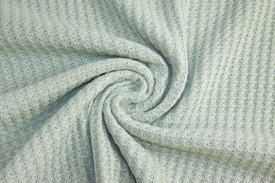 Grobstrick Waffel Vintage Style *mint* *brandneu* - Baumwollstrick